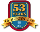 53 Year Logo